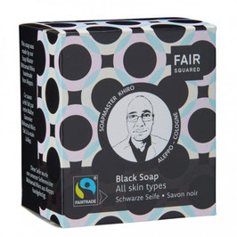 Gesichtsseife Black Soap - 2 x 80g