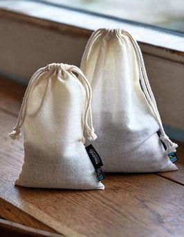 Baumwollsäckchen mit Zugband (5 Stück)
