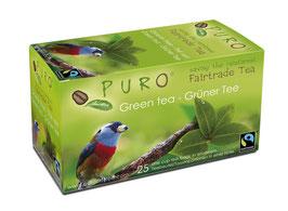 Fairtrade Grüner Tee