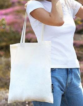 Stofftasche mit langen Henkeln