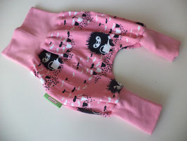 Pumphose Igel rosa Gr.62/68