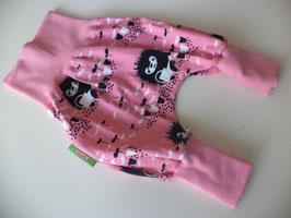 Pumphose Igel rosa Gr.68/74