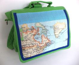 Kindergartentasche / Kinderrucksack Welt