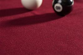 10FT LUXURY BURGUNDY SLATE POOL/SNOOKER/BILLIARD TABLE!