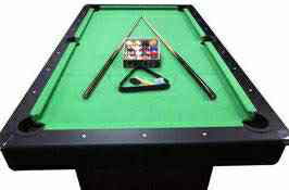 Deluxe 7ft Green Felt With Accessories FREE DELIVERY!