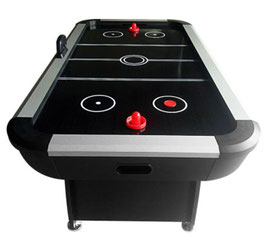 7FT Air Hockey Table with Score Counter for Game Room