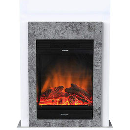 Dimplex Conner 1.5kW Electric Mini Suite LED Firebox Fireplace Heater Flame Effect