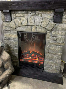 Designer Electric Fireplaces Fully Assembled Various Modes & Remote Control NEW Mist