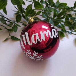 Bola Navidad 8CM