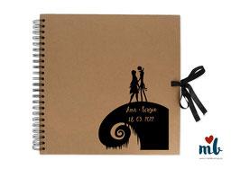 Libro de firmas Jack y Sally
