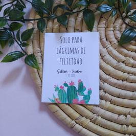 Cactus - Lágrimas de felicidad