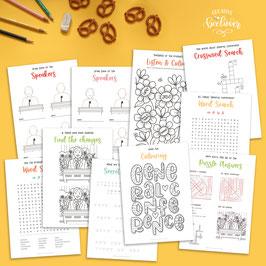 General Conference Kids Pack ENG PDF