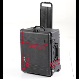 PELI Koffer 1620, 630 x 492 x 352mm