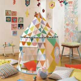 Tente multicolore DJECO