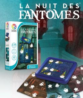 La Nuit des Fantômes 5/99 ans SMART GAMES
