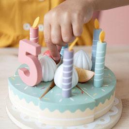 Gâteau d'anniversaire LITTLE DUTCH