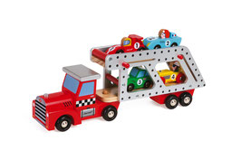 Camion Transporteur 4 voitures JANOD