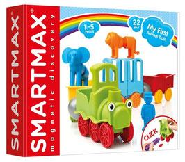 Jeu magnétique My First Train du Cirque SMARTMAX