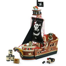 O mon bateau pirate VILAC