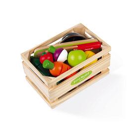 Maxi set Fruits & Légumes à découper JANOD