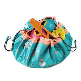 Tapis/sac de rangement exterieur PLAY & GO