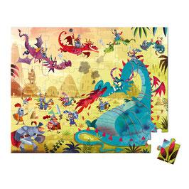 Puzzle Dragons 54 pcs JANOD
