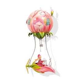 Mobile Schlumpeters Le Bouton de rose L'OISEAU BATEAU