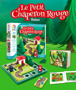 Le Petit Chaperon Rouge 4/7 ans SMART GAMES