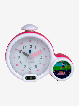 Réveil Kid'Sleep Clock rose CLAESSENS'KIDS