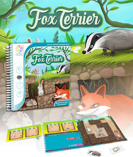 Jeu de voyage Fox Terrier  SMART GAMES