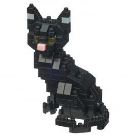 Chat noir NANOBLOCK