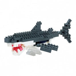 grand requin blanc NANOBLOCK