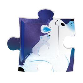 Puzzle Surprise A la belle étoile JANOD