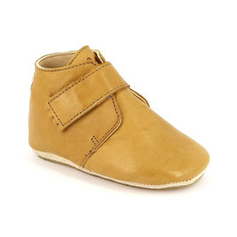 Chaussons cuir Kiny uni oxi EASY PEASY