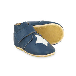 Chaussons cuir Kiny Etoile Denim 20/21  EASY PEASY