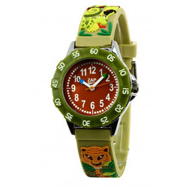 Montre Pédagogique 6/9 ans Jungle BABYWATCH