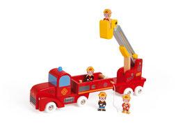 Camion de pompiers Géant JANOD