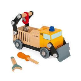 Camion de chantier Brico'Kids JANOD