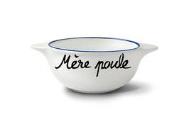 """Bol """"Mère Poule"""" PIED DE POULE"""