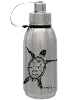 Bouteille isotherme thé/infusion Tortue GASPAJOE