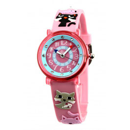 Montre Pédagogique Chat BABYWATCH