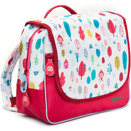 Cartable Chaperon rouge A5 maternelle LILLIPUTIENS