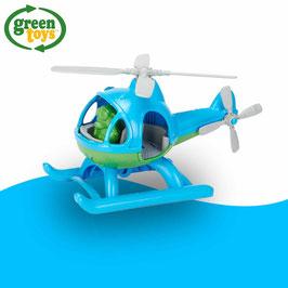 Hélicoptère bleu GREEN TOYS