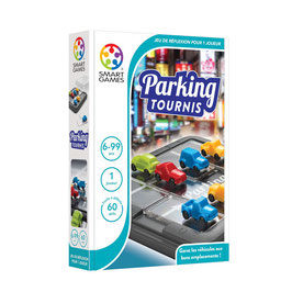 Parking Tournis ! 6 ans + SMART GAMES