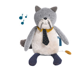 Chat musical MOULIN ROTY