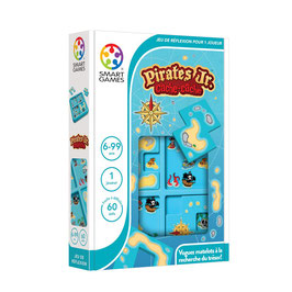 Pirates Jr Cache Cache ! 6 ans + SMART GAMES