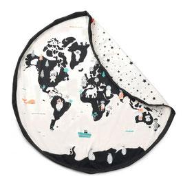 Tapis/Sac de rangement Worldmap PLAY & GO