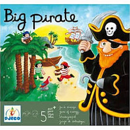 Jeu Big Pirates DJECO