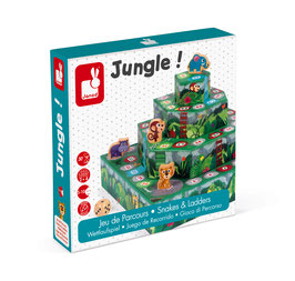 Jeu Jungle JANOD