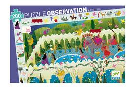 Puzzle 1001 nuits 200 pcs +6 ans DJECO
